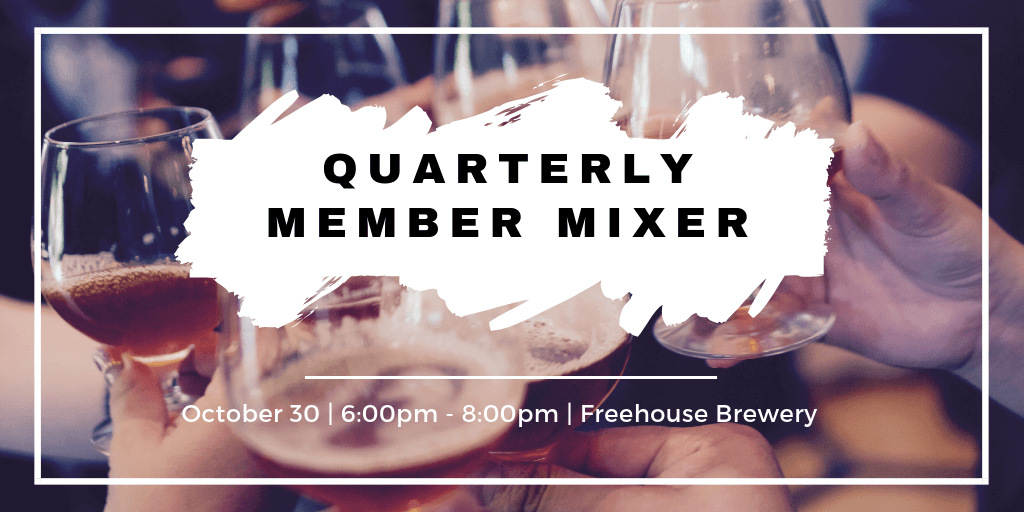 Quarterly Member Mixer @ Freehouse Brewery